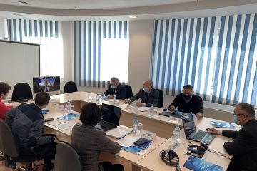 Water Policy and Transboundary Cooperation at the Sixth meeting of the Interagency coordination Council for the National dialogue on water policy in Kazakhstan